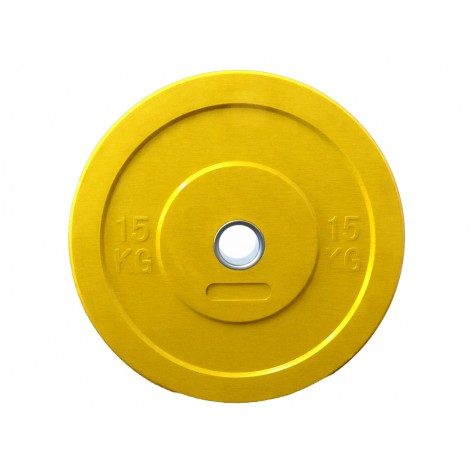 15kg Olympic Bumper Plate