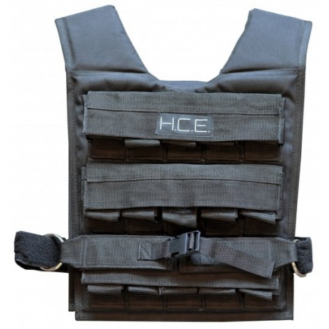 Weighted Vest With 20kg Blocks