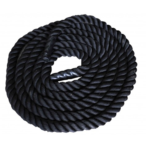 "1.5"" Thick Fitness Rope Battling Rope, Power Rope 20M"