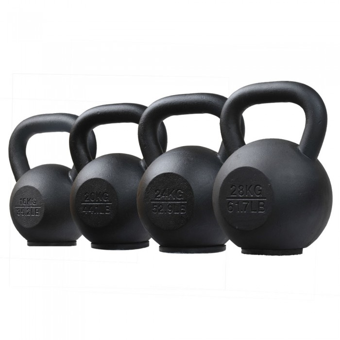 16,20,24,28KG Kettlebell Package - Weight, Russian Style