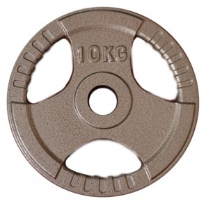 10kg Olympic Size Cast Iron Weight Plate