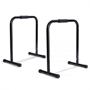 Fitness High Parallel Bars Parallette Stand Push Equaliser Cross Training
