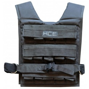 Weighted Vest With 30kg Blocks
