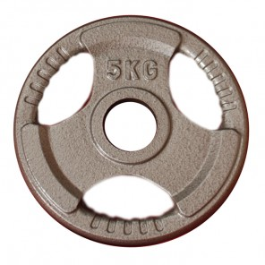 5kg Olympic Size Cast Iron Weight Plate