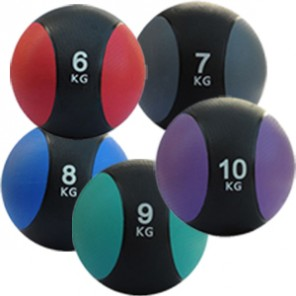6kg - 10kg Commercial Bouncing Medicine Ball