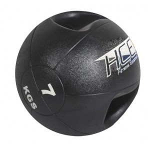 7Kg Double Grip Handles Medicine Ball