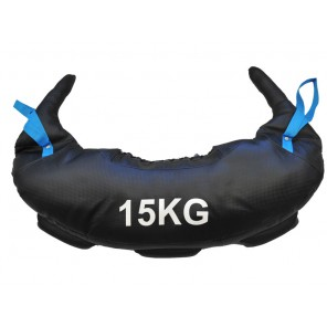 15kg Bulgarian Bag Gym Weight Crossfit Strength Kettlebell Workout Power bag MMA