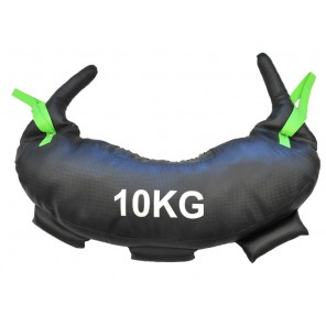 10kg Bulgarian Bag Gym Weight Crossfit Strength Kettlebell Workout Power bag MMA