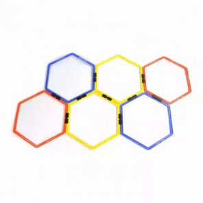 Hex Agility Ring Set