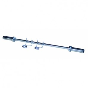 7 Foot Olympic Bumper Barbell 1500lbs