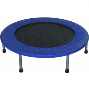 "New 40"" Mini Soft Trampoline"