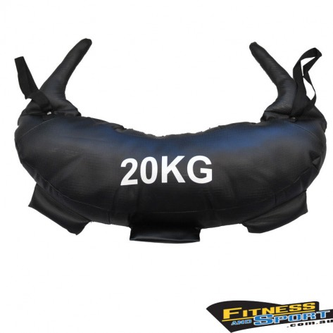 20kg Bulgarian Bag Gym Weight Crossfit Strength Kettlebell Workout Power bag MMA