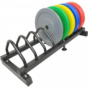 Olympic Bumper Plate Rack