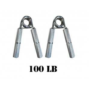 A pair of Power Hand-grip 100lb