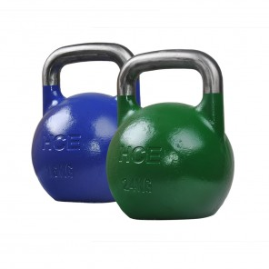 16kg and 24kg Pro Grade/Competition Kettlebell