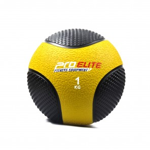 1Kg Commercial Bouncing Medicine Ball