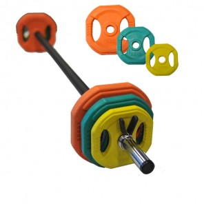 Body Pump Barbell Weight Set