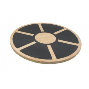 Wooden Balance Board Wobble Rehabilitation Pilates Yoga Board