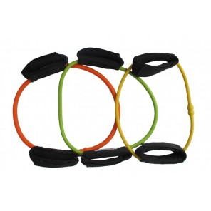 Set of 20lb,30lb,45lb  Leg Tube Strength Band Resistance Band