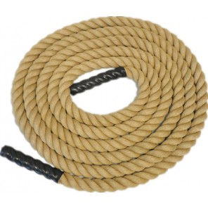 "2"" Thick Fitness Sisal Rope / Power Rope 10M"