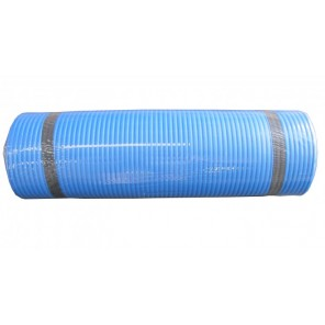 Yoga Mat Blue 15mm