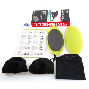 Fitness Glider Gym Slider Set