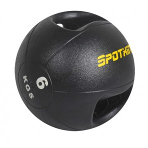 6kg Double Handle Medicine Ball