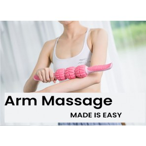 Small Massage stick Relaxation rolling leg stick muscle massager