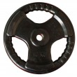 10kg Standard Size Rubber Coated Weight Plate