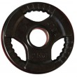 2.5kg Olympic Size Rubber Coated Weight Plate