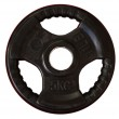 5kg Olympic Size Rubber Coated Weight Plate